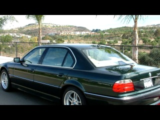 �BMW e38� ��� ������ (by SPV) ������ ��� ���� � ������ - Hey Papi (Remix). Picrolla