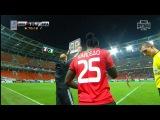 СОГАЗ-чемпионат России по футболу 2013-14/ 4 тур. Локомотив - Краснодар 3:1 (2 тайм)