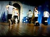 Рага+народный танец(старшая группа)